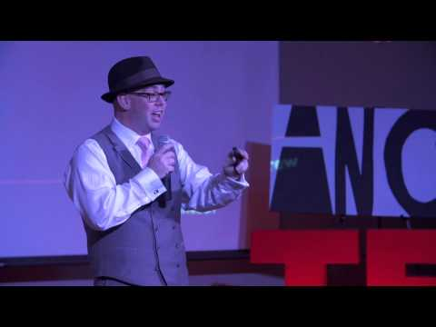 The leadership game -- creating cultures of leadership | Drew Dudley | TEDxAnchorage