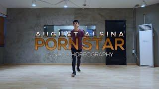 JUNHO Class | Porn Star @AugustAlsina | Soul Dance Studio 쏘울댄스