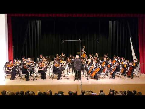 Air and Caprice by Prelude String Orchestra 04272013