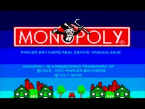 [Test N°93] Monopoly (Master System)