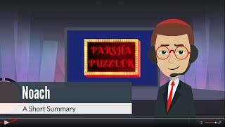 Jewish Animated Torah Videos: Noach Summary
