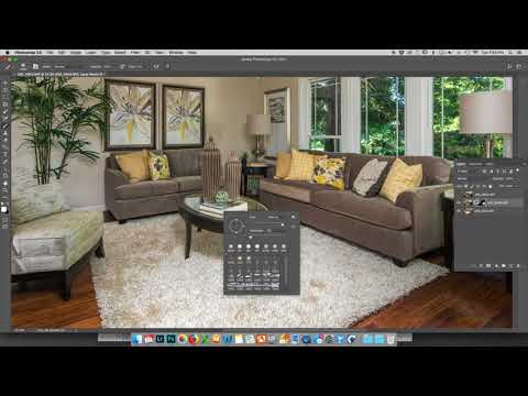 Basic Real Estate Photography Editing Tutorial