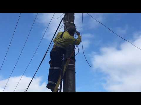 Telecom Fiji Limited - Aerial Xaga Seal (Preventative Maintenance)
