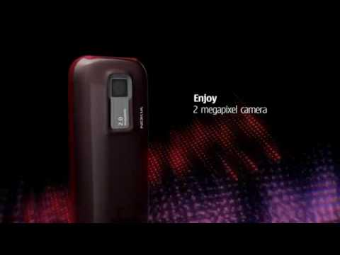 Nokia 5130 XpressMusic Promo Video