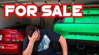 IT'S TIME TO MOVE ON... SELLING THE MUSTANG * NOT CLICKBAIT