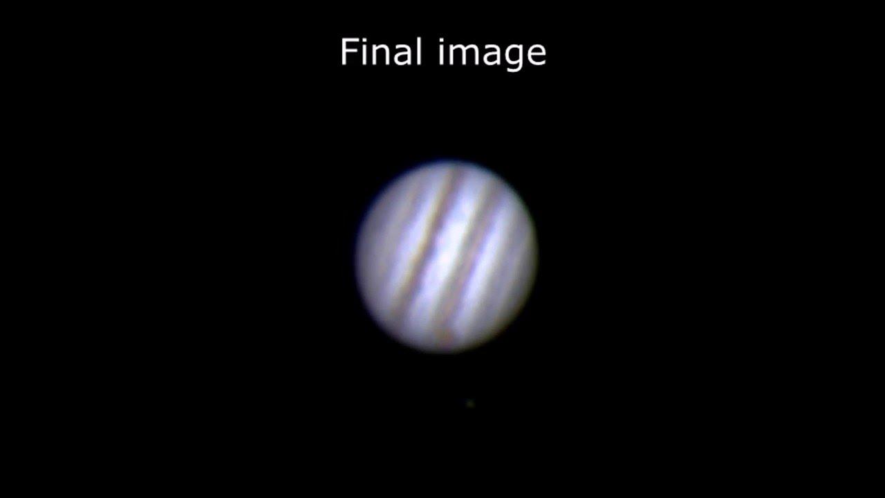 Jupiter through 12