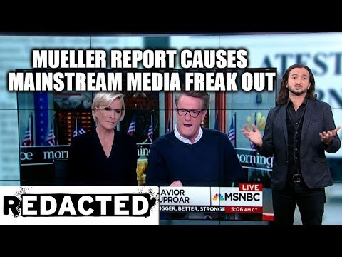 ~241~ Mueller Report Meltdown, Big Pharma CEO's Arrested, 5G Cellular Dystopia