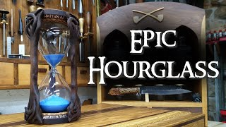 Making An Epic Hourglass