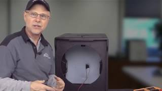 RCF SUB 905AS II COMPLETE REVIEW - AUTHORIZED PREMIER PARTNER DEALERS