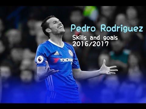 Pedro Rodriguez | Skills and Goals | Chelsea FC 2016/2017