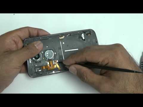 Motorola Moto X 2nd Gen (XT1096) Touch Screen Glass Digitizer & LCD Display Repair Replacement Guide