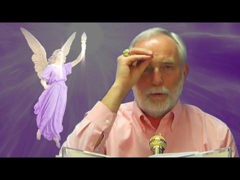 Archangel Zadkiel as a Cosmic Alchemist