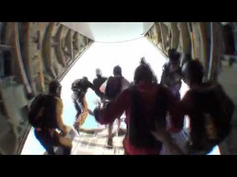 The official Skydive Dubai video
