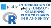Plotly in R part 1 of 8 - YouTube