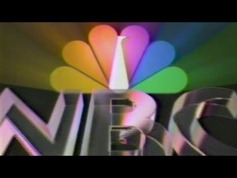 NBC Station ID (1986)