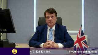 Gerard Batten on GDPR