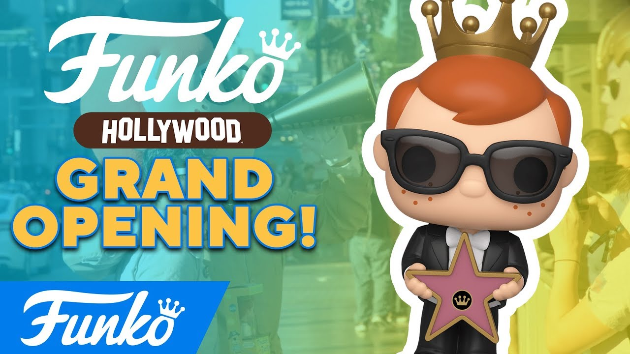 Funko Hollywood Grand Opening!