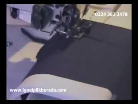 Pantolon  paça baskısı