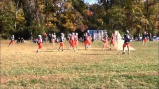 Tom Lingner Fall Lacrosse Goalie Highlights