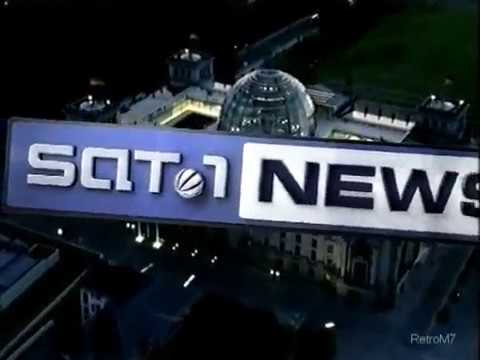 Sat.1 News Intro 2005
