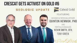 Crescat Gets Activist on Gold #6 Geologic Cut - Cabral Gold ($CBR.V)