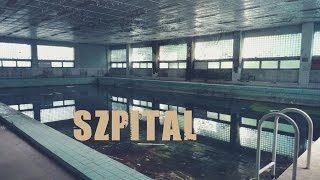 Opuszczony szpital radziecki Urbex