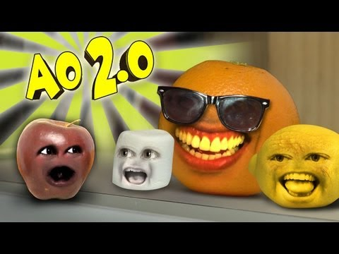 Annoying Orange – Annoying Orange 2.0!!!