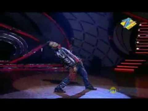 Lux Dance India Dance Season 2 April 17 '10 - Punit