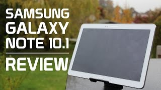 Samsung Galaxy Note 10.1 (2014 Edition) - Review