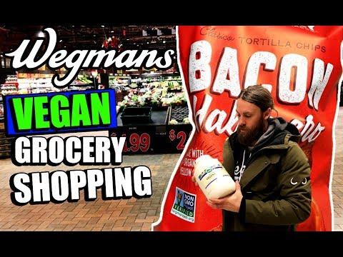 VEGAN Grocery Shopping at WEGMANS