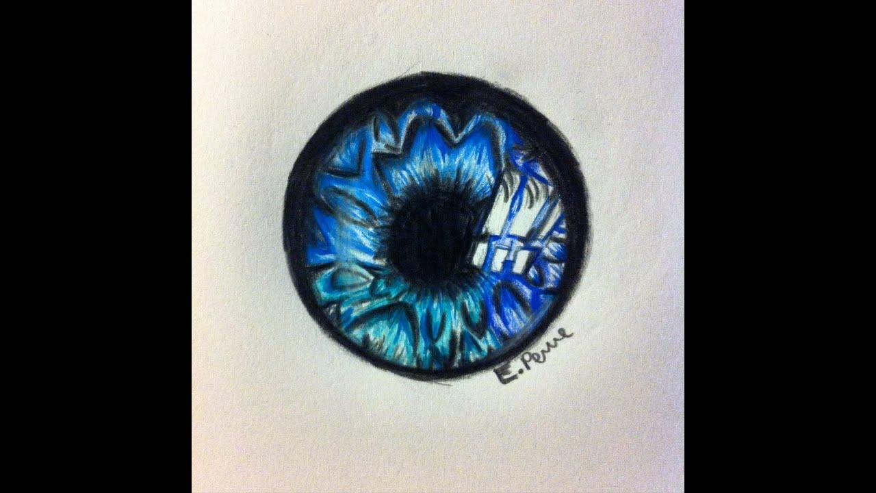 Eye tutorial by saccstry on deviantart.