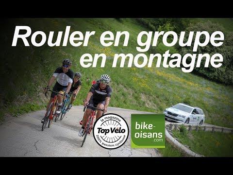 Image de la vidéo Comment rouler en groupe à vélo en montagne ?