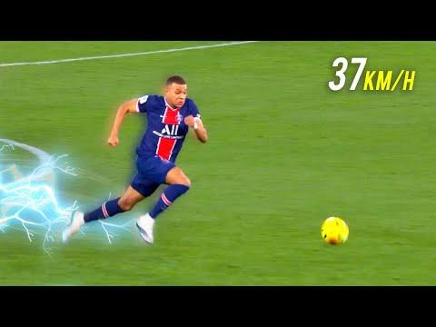 Fastest Sprint Speeds in Football 2021 ᴴᴰ