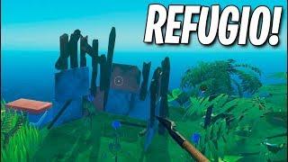 llegamos al refugio raft juego completo
