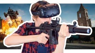ПУБГ У ВІРТУАЛЬНІЙ РЕАЛЬНОСТІ! - PUBG VR STREAM | Stand Out (VR)