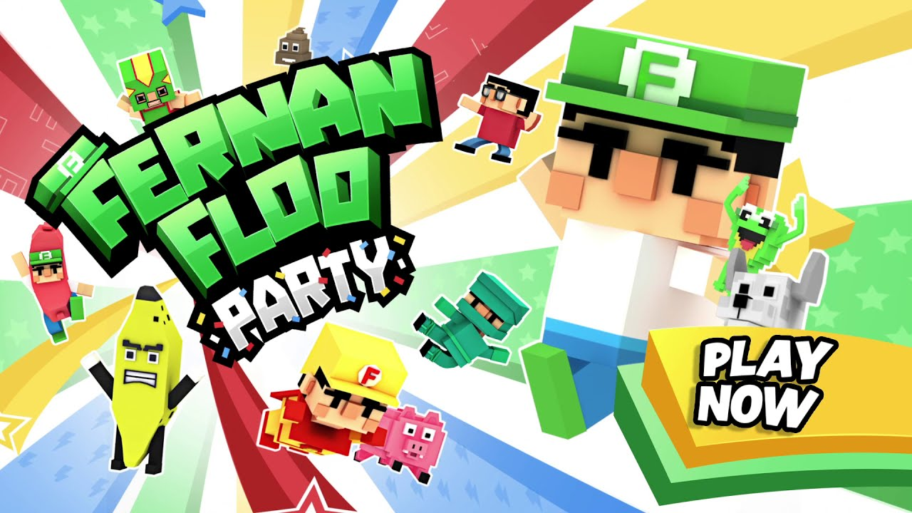 Fernanfloo Party | Official Mobile Game Trailer | iOS & Android