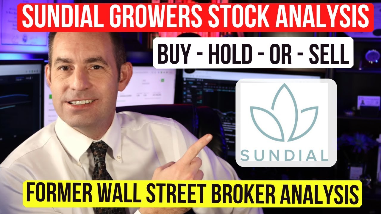 Why Sundial Growers Stock Is Trading Higher Again Today | Benzinga