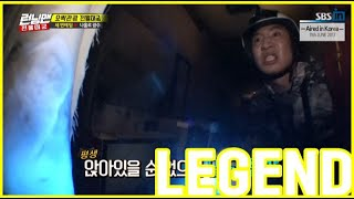 [RUNNINGMAN THE LEGEND] [EP 354 Jeon Yul Mi Gung7]  Can KwangSu really come back safely? (ENG SUB)
