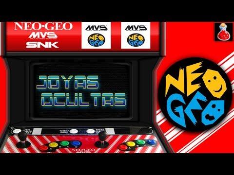 Las joyas ocultas de... NEO-GEO - juegos notables poco conocidos de la Neo Geo