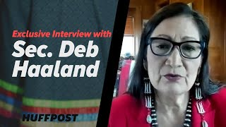 Haaland On Protecting Indigenous Women