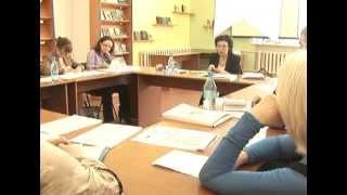 Мастер-класс  главного редактора журнала «Нева» Натальи Гранцевой