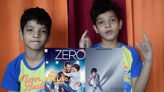 Zero | Official Trailer Reaction By IndianTwins filmy | Shah Rukh Khan |