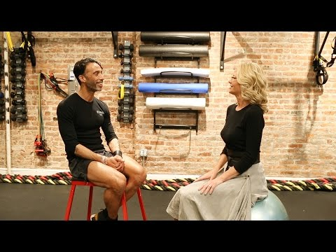 Carlos Leon Chats With Kristen Noel on Fitness & Spirituality for Best Self Magazine