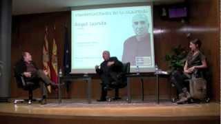 Conversaciones en la Aljafería · Ángel Guinda · 17/4/2012