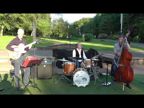 Elmar Federkeil Jazz Trio - Chega de saudade