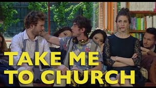 Take me to church [PARODIA] - PanPers feat. Diana Del Bufalo