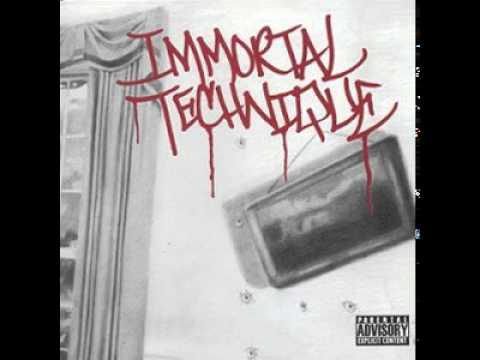 Immortal Technique - Homeland and Hiphop F. Mumia J