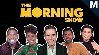 How 'The Morning Show' Mastered Time Travel to The Early Pandemic   Mashable