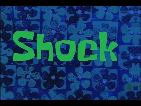 SpongeBob Production Music Shock