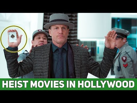 Top 10 Heist Movies In Hollywood | Baby Driver | The Pink Panther